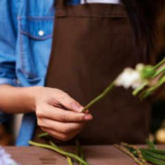 floristry career change course
