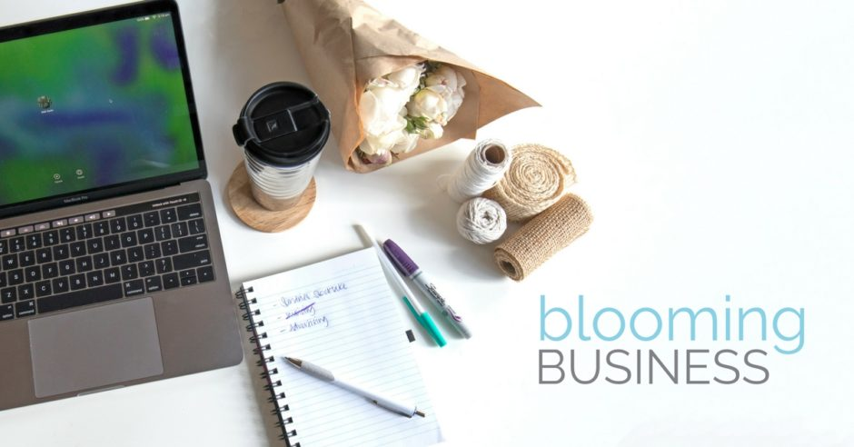 Blooming business