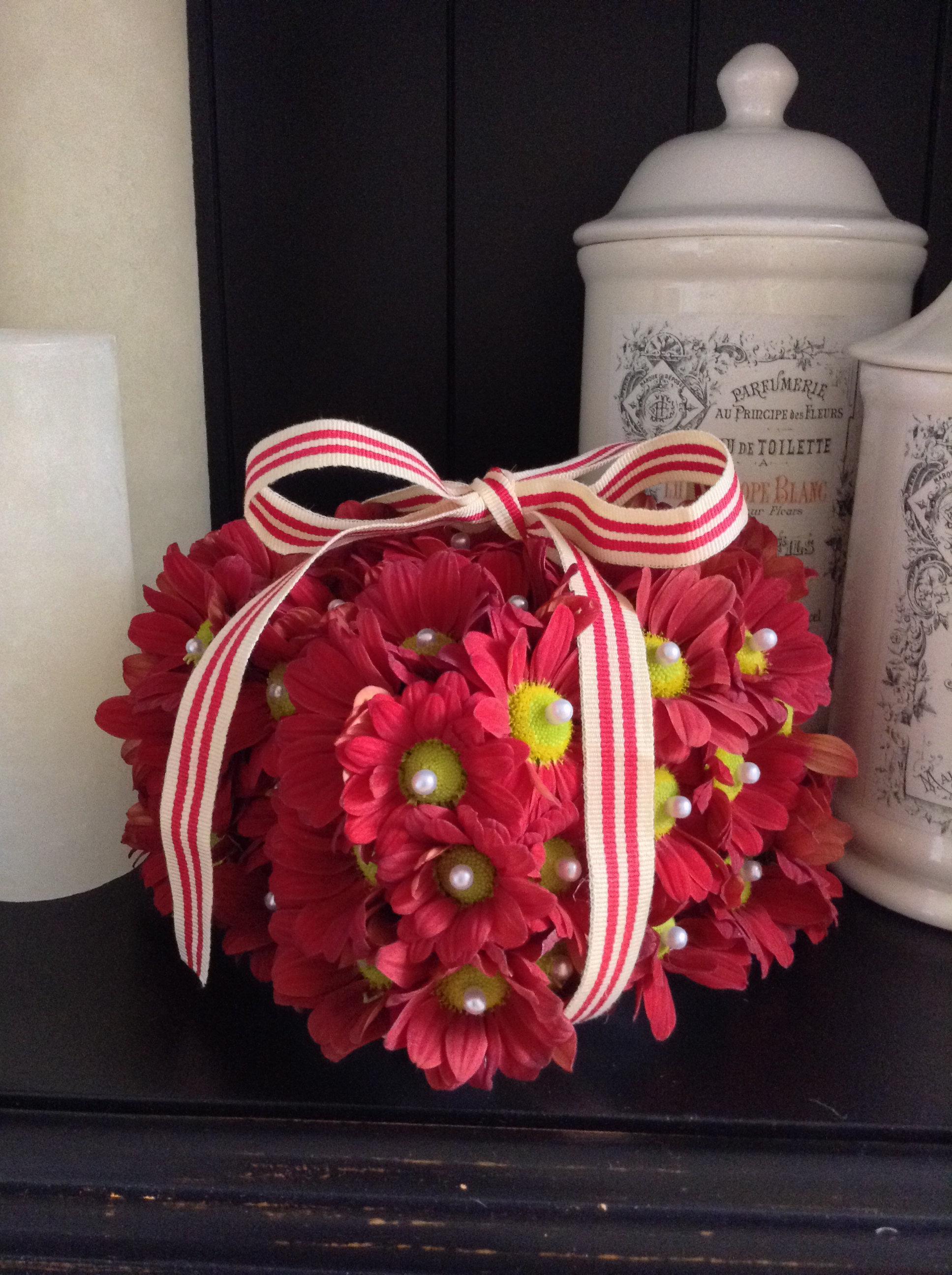 Diy Christmas Flower Gift Boxes Bloom College