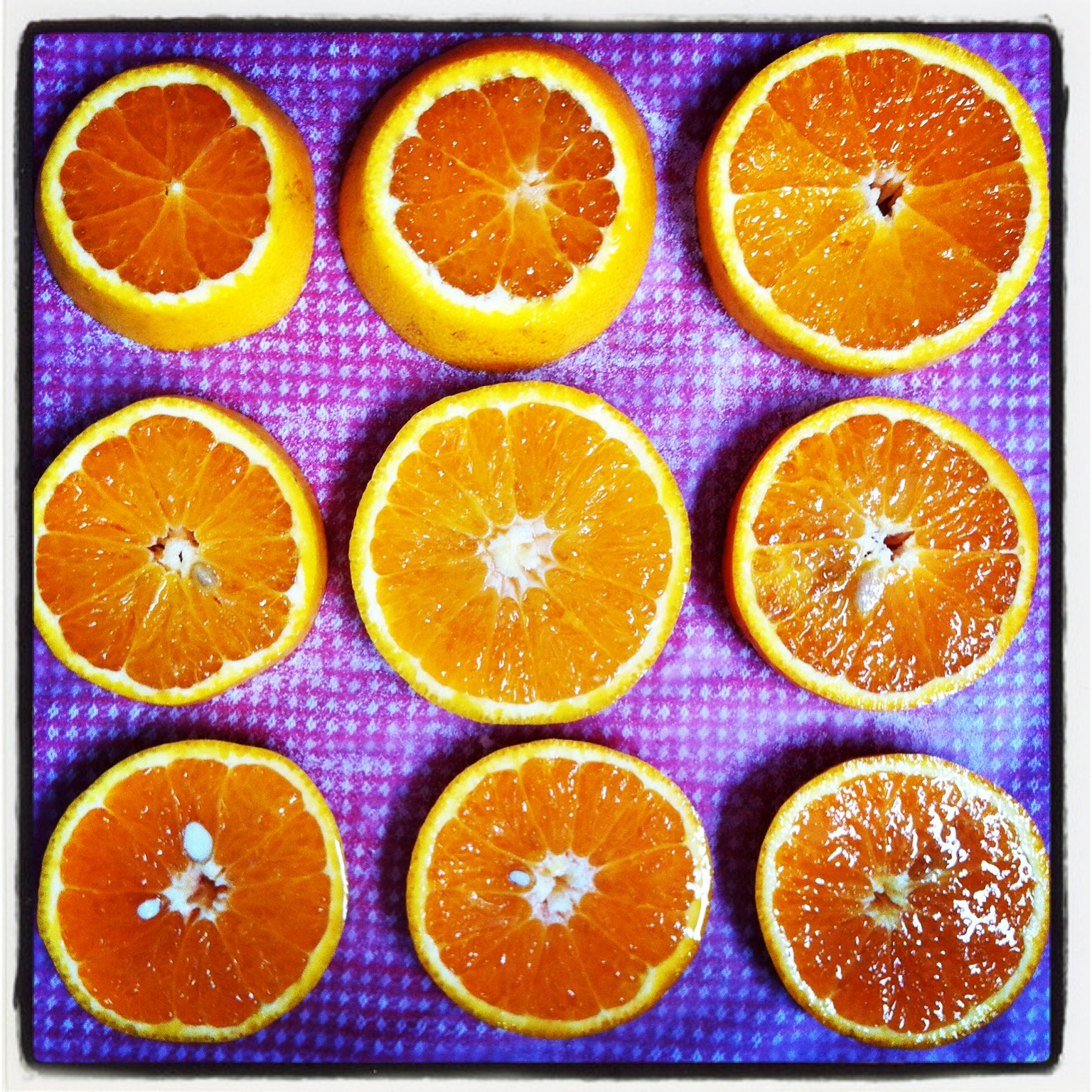How To Dry Oranges For Christmas Flower Decorating