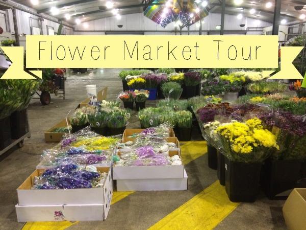 melbourne wholesale flower market tour your last chance to join