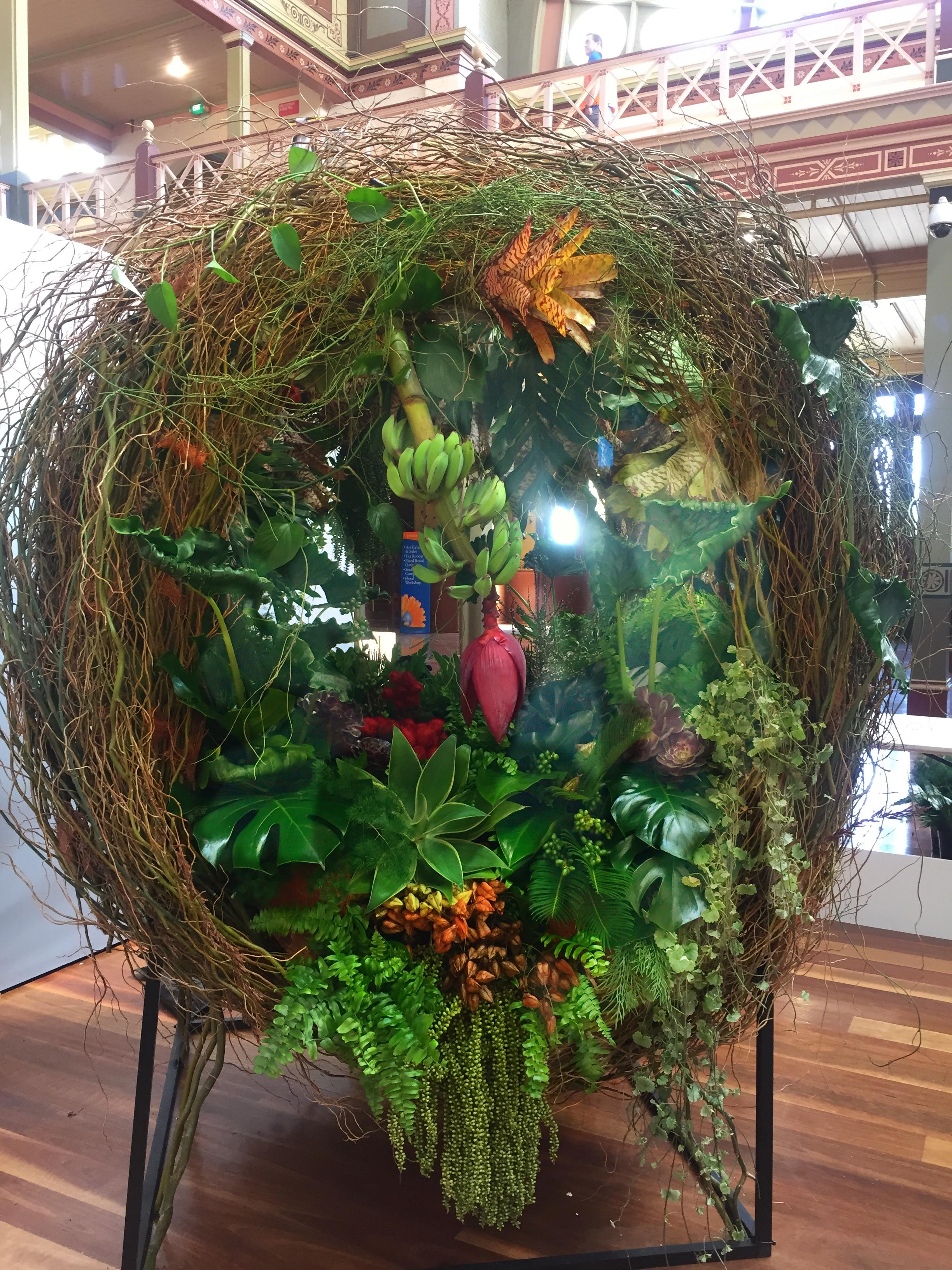 2017 melbourne international flower and garden show | bloom college